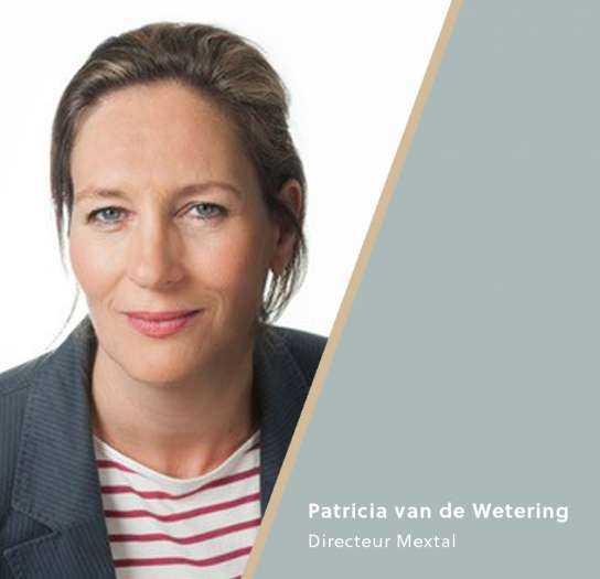 Patricia van de Wetering - directeur Mextal