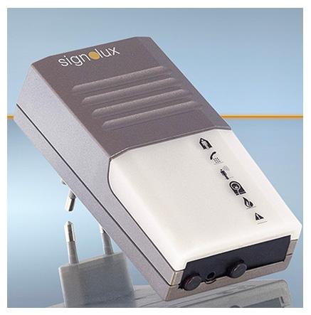 Signolux flitslamp voor Hoor Us